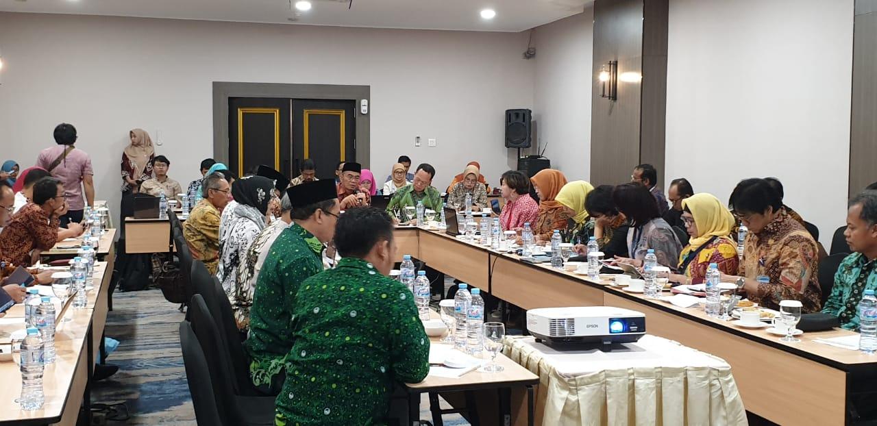 Diskusi Kelompok Terpumpun Desain Tata Kelola Guru