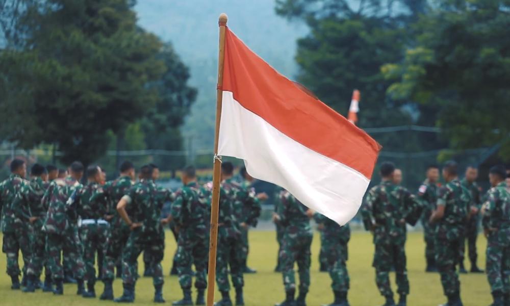 TNI AD Mengajar