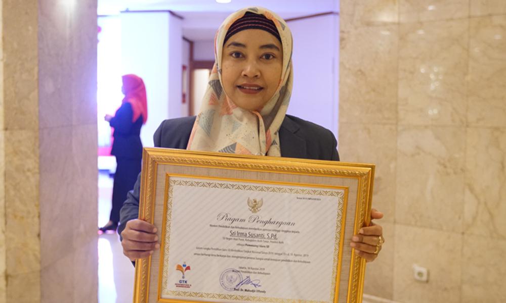 Terus Berkarya untuk Indonesia Lebih Maju