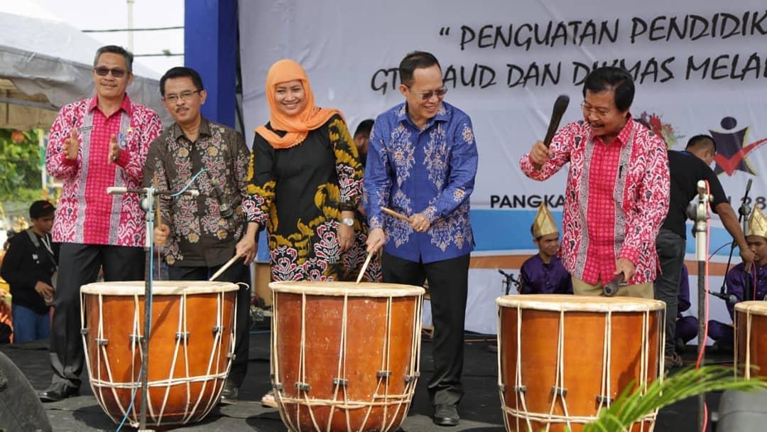 Apresiasi GTK PAUD dan Dikmas Berprestasi Berdedikasi 2019