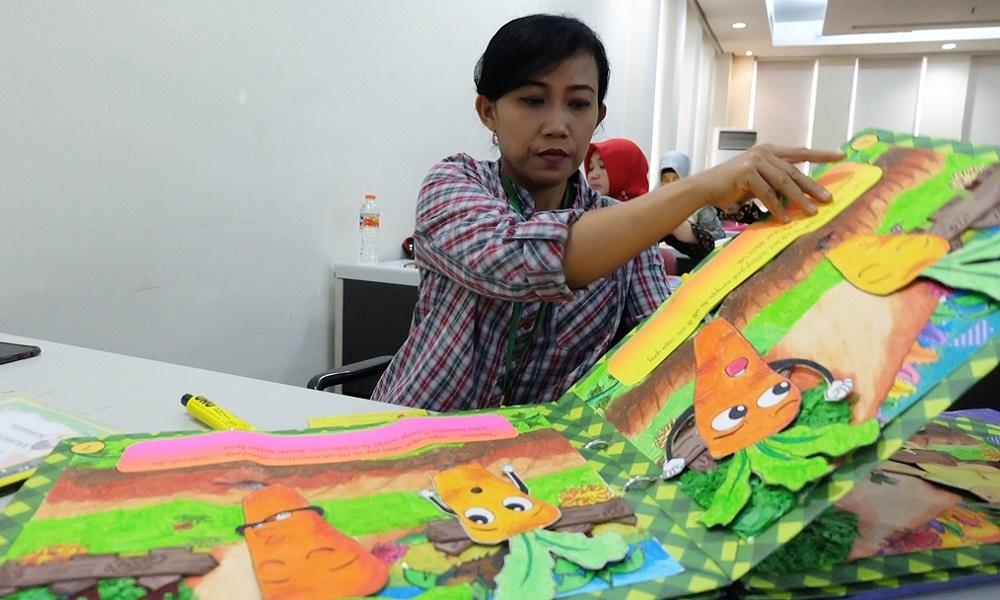 Guru PAUD : Karya Kami Akhirnya Sampai Ke Nasional
