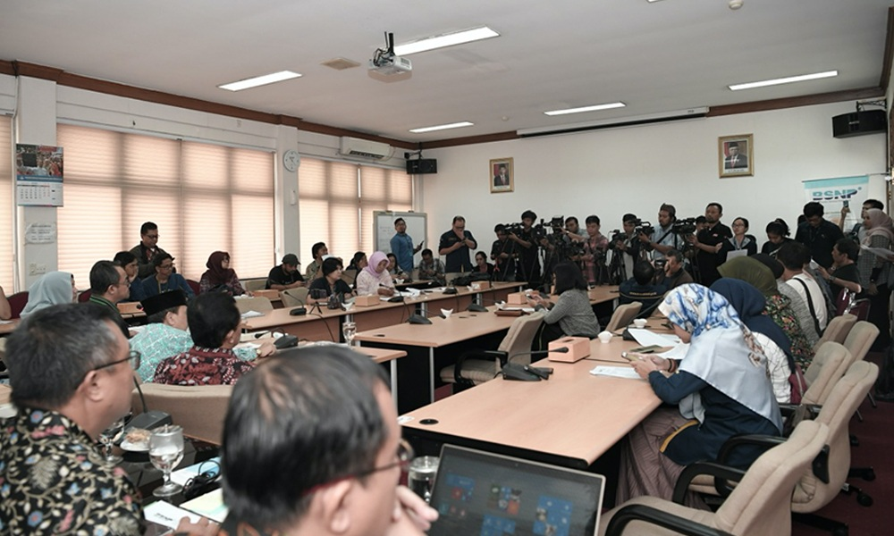 BSNP Ungkap Hasil Evaluasi UN 2019