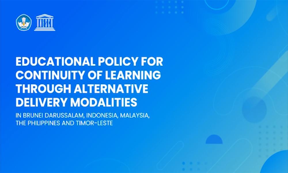 Webinar Internasional Dirjen GTK Diskusi Dengan 3 Tokoh Pendidikan Internasional