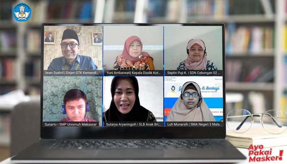Semangat Guru Belajar & Berbagi, Semangat Guru Indonesia