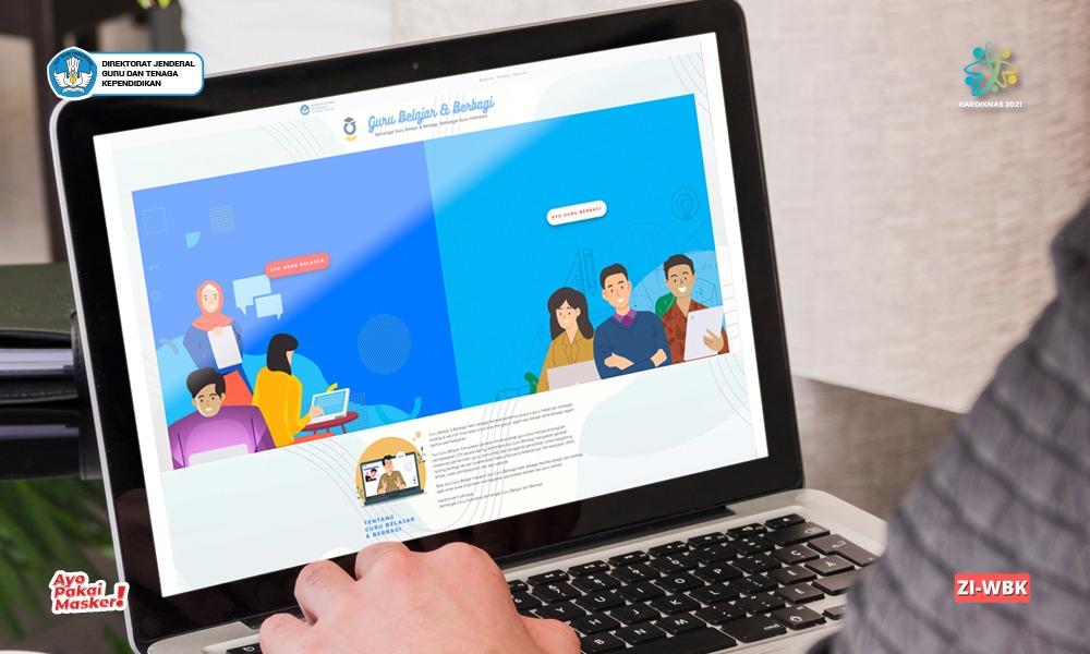 Inisiatif Para Guru Bergerak Lewat Transformasi Budaya Digital