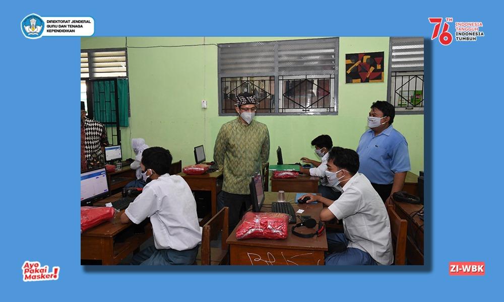 Ke Kota Pelajar, Mendikbudristek Menggemakan Merdeka Belajar