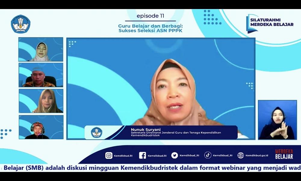 Jelang Seleksi Guru PPPK Tahap 2, Kemendikbudristek Imbau Para Guru Mempersiapkan Diri